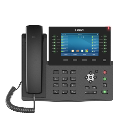 X series - Telefoni IP Enterprise
